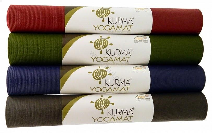 Kurma Yoga Mat Os Tapetes Est 227 O De Volta Casa Ganapati