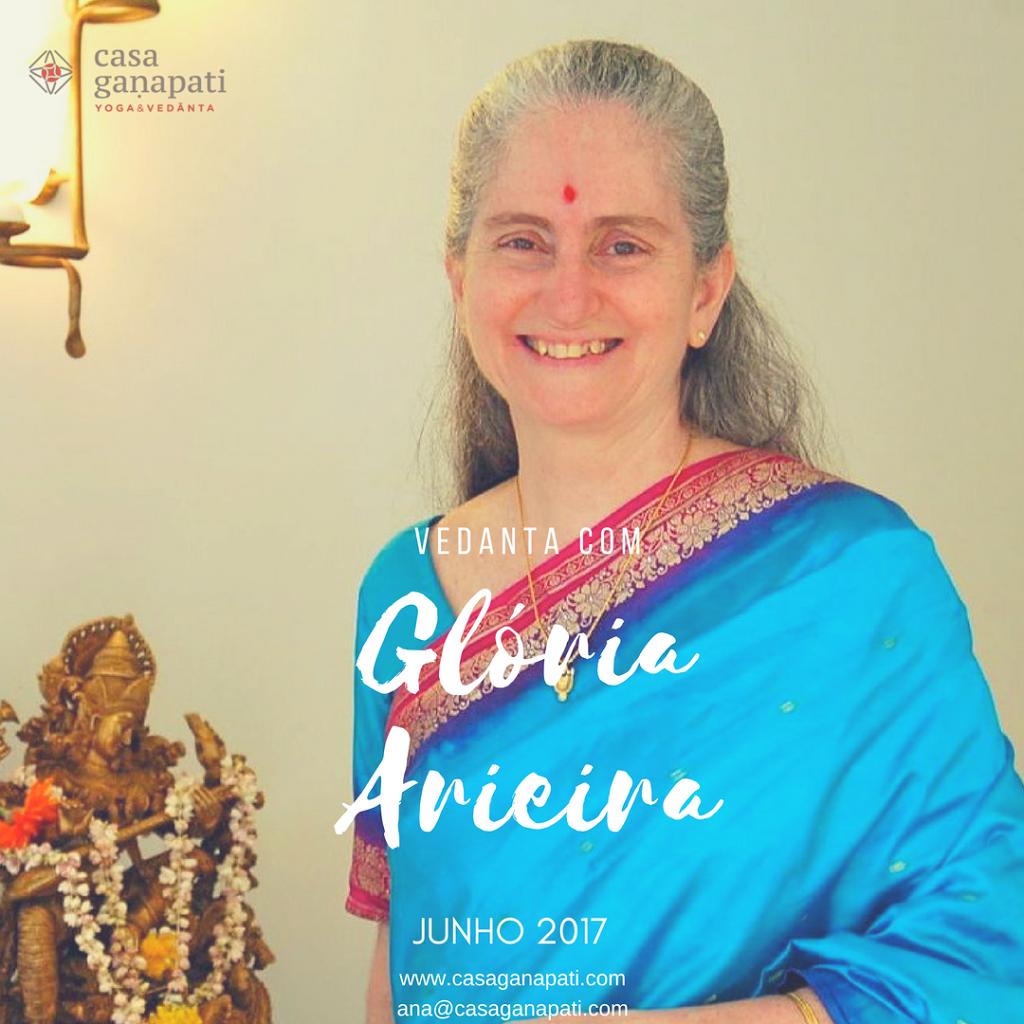 Gloria Arieira em Portugal!