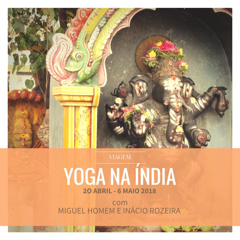 YOGA NA ÍNDIA – 20 Abril a 6 Maio 2016